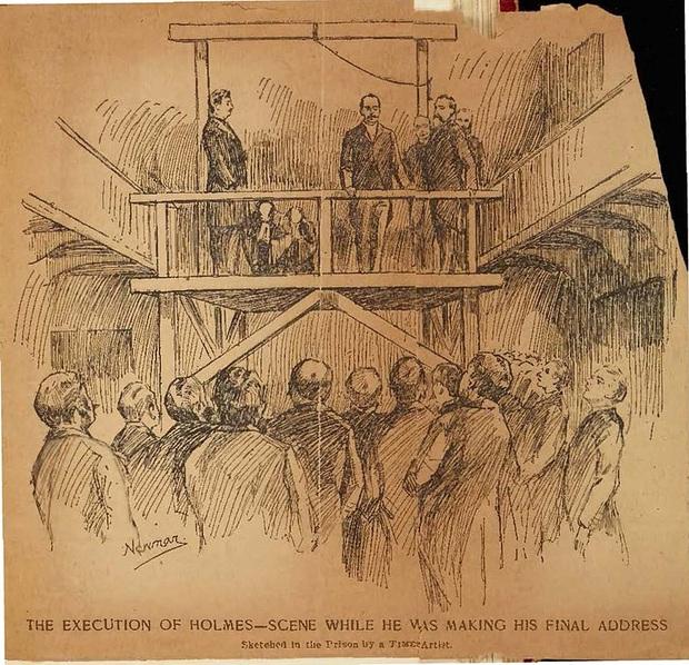 Cuộc đời kẻ sát nhân hàng loạt đầu tiên ở Mỹ: Cuồng sát vì đam mê tiếng khóc lóc, van lơn từ các nạn nhân - Ảnh 4.