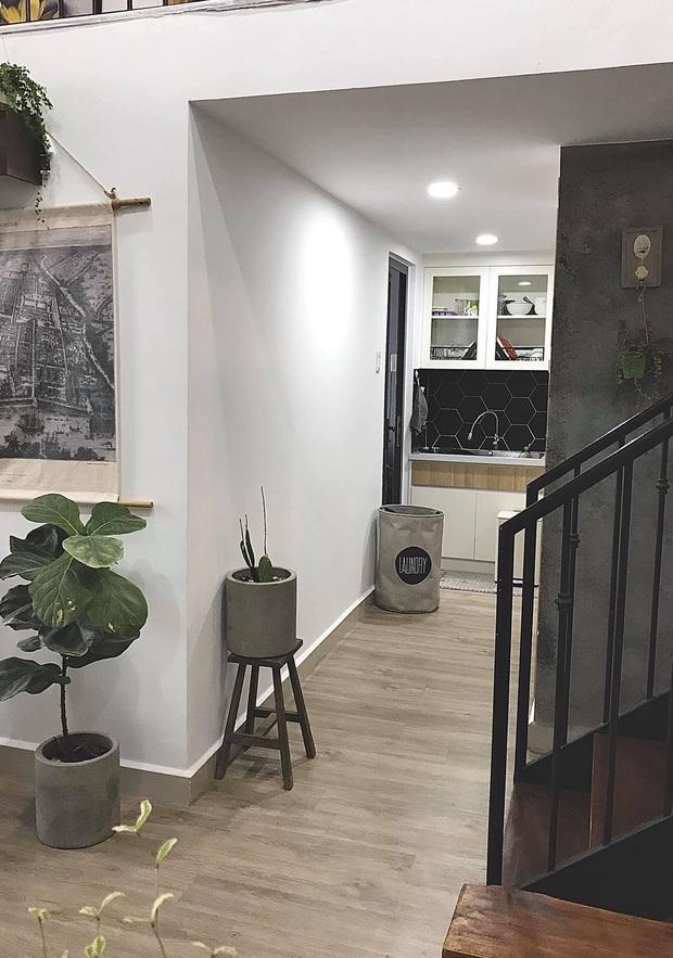 Vợ chồng trẻ kể chi tiết từ A - Z chuyện cải tạo chung cư duplex 3 phòng ngủ hết 180 triệu: Nghe và ngắm xong chỉ muốn lao đi kiếm tiền ngay! - Ảnh 8.