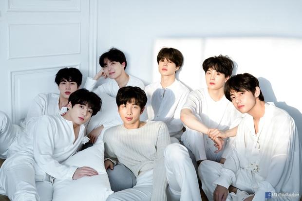 Top 30 ca sĩ hot nhất xứ Hàn hiện nay: BTS No.1 không bất ngờ bằng vị trí thứ 2 và 3, thứ hạng của BLACKPINK - TWICE quá khó hiểu - Ảnh 1.