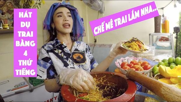 """Cát Thy và Ty Thy – 2 cái tên nhưng cùng một công thức nổi tiếng: Lối nói chuyện """"mặn như muối biển"""", đồ ăn đều ngon nức tiếng đất Sài Gòn - Ảnh 7."""