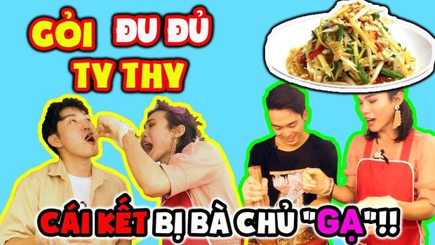 """Cát Thy và Ty Thy – 2 cái tên nhưng cùng một công thức nổi tiếng: Lối nói chuyện """"mặn như muối biển"""", đồ ăn đều ngon nức tiếng đất Sài Gòn - Ảnh 20."""