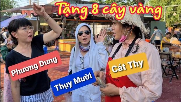 """Cát Thy và Ty Thy – 2 cái tên nhưng cùng một công thức nổi tiếng: Lối nói chuyện """"mặn như muối biển"""", đồ ăn đều ngon nức tiếng đất Sài Gòn - Ảnh 18."""