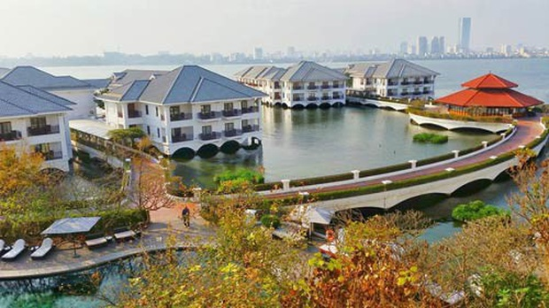 Khách sạn InterContinental thành nơi cách ly y tế chuyên gia, doanh nhân ở Hà Nội - Ảnh 1.