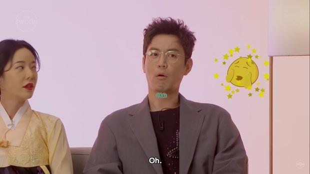 Dàn sao Mystic Pop-up Bar bật mí về cuộc sống: Hwang Jung Eum là con gái Long Vương, Yook Sung Jae sâu sắc bất ngờ - Ảnh 3.
