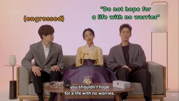 Dàn sao Mystic Pop-up Bar bật mí về cuộc sống: Hwang Jung Eum là con gái Long Vương, Yook Sung Jae sâu sắc bất ngờ - Ảnh 4.