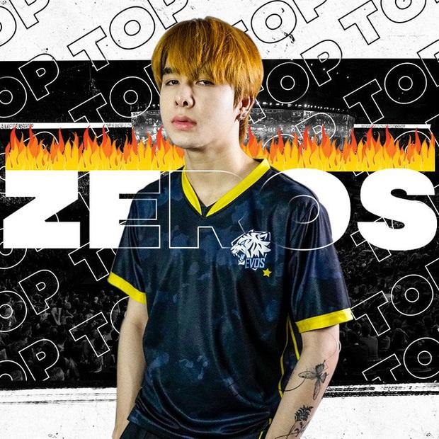 Liệu một mình Zeros có là đủ để EVOS Esports từ form Mèo Trắng hóa thành Bạch Hổ đầy mạnh mẽ? - Ảnh 2.