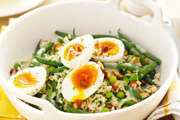 Bữa sáng với trứng luộc: Vừa giúp bạn dễ dàng giảm 2kg trong 10 ngày, vừa sở hữu làn da láng mịn - Ảnh 1.