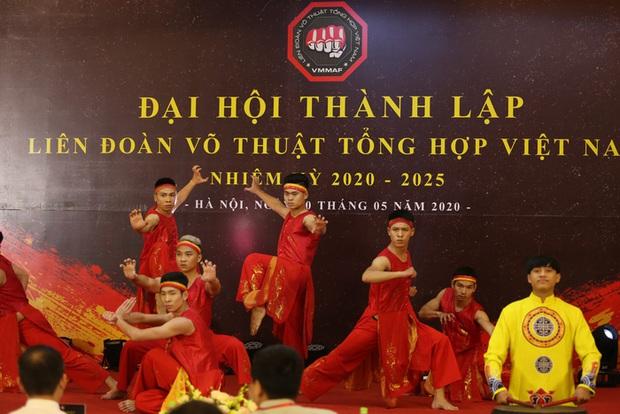 Liên đoàn Võ thuật tổng hợp Việt Nam chính thức được thành lập, đánh dấu cột mốc lịch sử cho MMA tại Việt Nam - Ảnh 1.