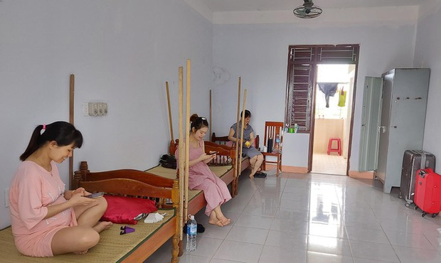 Hàng trăm thai phụ từ Đài Loan về Việt Nam cách ly: Mừng rơi nước mắt - Ảnh 12.
