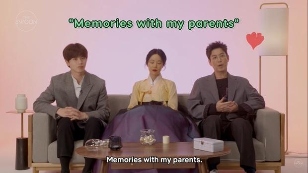 Dàn sao Mystic Pop-up Bar bật mí về cuộc sống: Hwang Jung Eum là con gái Long Vương, Yook Sung Jae sâu sắc bất ngờ - Ảnh 6.