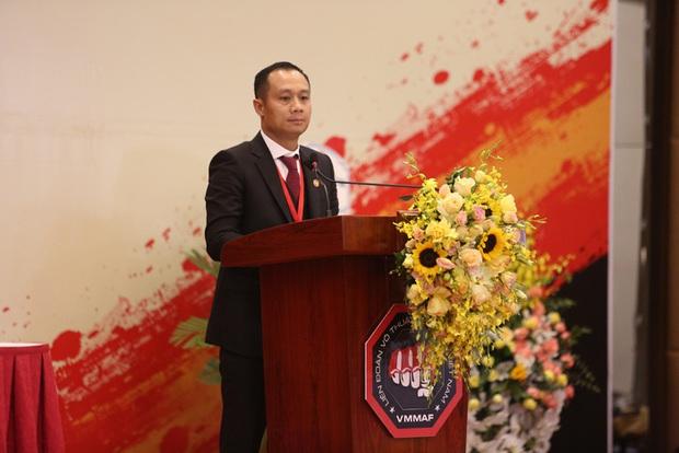 Liên đoàn Võ thuật tổng hợp Việt Nam chính thức được thành lập, đánh dấu cột mốc lịch sử cho MMA tại Việt Nam - Ảnh 4.