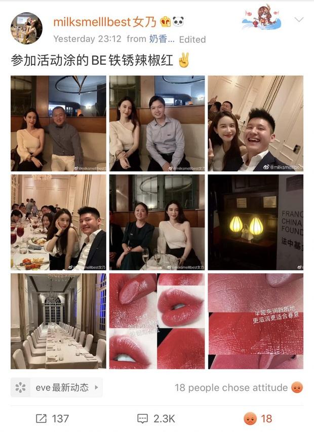 Vợ chủ tịch Taobao vừa được ví như tiên nữ đồng quê Lý Tử Thất phiên bản sang chảnh thì kẻ thứ 3 vội khoe ảnh chứng minh đẳng cấp - Ảnh 5.
