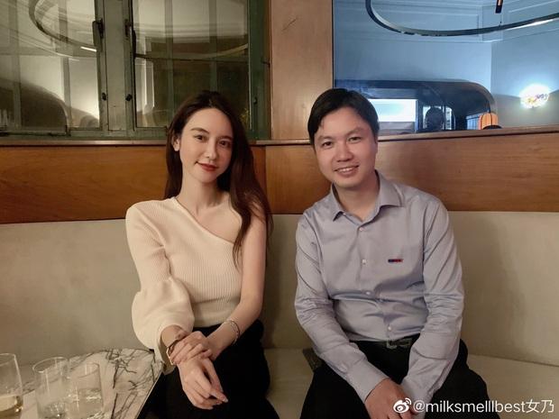 Vợ chủ tịch Taobao vừa được ví như tiên nữ đồng quê Lý Tử Thất phiên bản sang chảnh thì kẻ thứ 3 vội khoe ảnh chứng minh đẳng cấp - Ảnh 6.