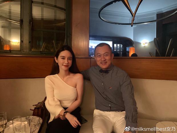 Vợ chủ tịch Taobao vừa được ví như tiên nữ đồng quê Lý Tử Thất phiên bản sang chảnh thì kẻ thứ 3 vội khoe ảnh chứng minh đẳng cấp - Ảnh 7.