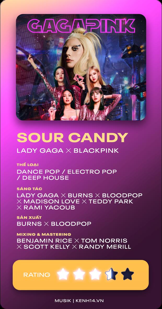Sour Candy - Viên kẹo chua kết hợp đậm vị và đầy mê hoặc của US-UK POP và KPOP - Ảnh 10.