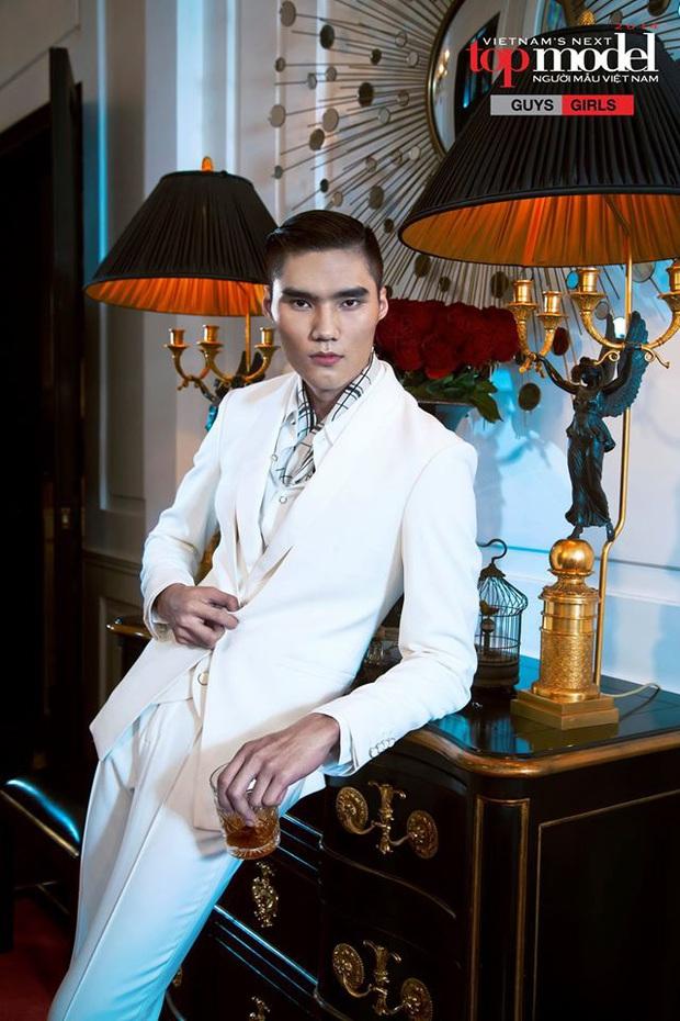 Bạn trai CEO màu tím của Người ấy là ai từng tham gia Vietnams Next Top Model với 2 vai trò đặc biệt! - Ảnh 10.