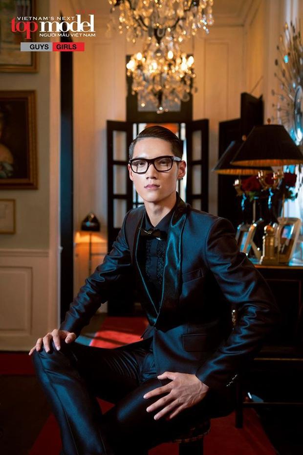 Bạn trai CEO màu tím của Người ấy là ai từng tham gia Vietnams Next Top Model với 2 vai trò đặc biệt! - Ảnh 15.