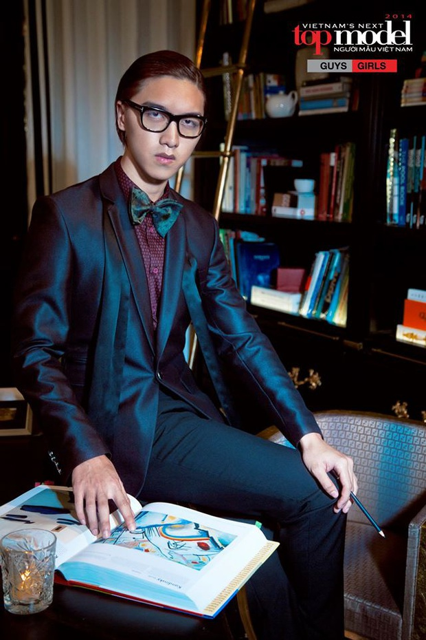 Bạn trai CEO màu tím của Người ấy là ai từng tham gia Vietnams Next Top Model với 2 vai trò đặc biệt! - Ảnh 13.