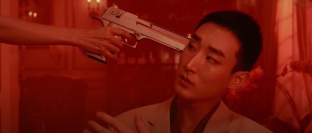 Bích Phương khoe body nóng bỏng bên nam diễn viên người Hàn trong Một Cú Lừa nhiều cảnh nóng, cái kết khiến khán giả thót tim? - Ảnh 17.