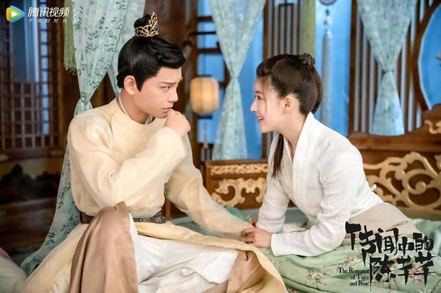 Ngất lịm trước loạt khoảnh khắc xinh như mộng của Triệu Lộ Tư ở Trần Thiên Thiên Trong Lời Đồn - Ảnh 1.