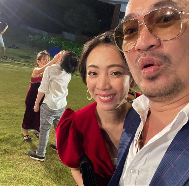 """Thu Trang tung loạt ảnh new couple"""" cực tình của quý tử và con gái Đoan Trang: Chờ gì mà không """"đẩy thuyền"""" nè cô chú ơi! - Ảnh 6."""