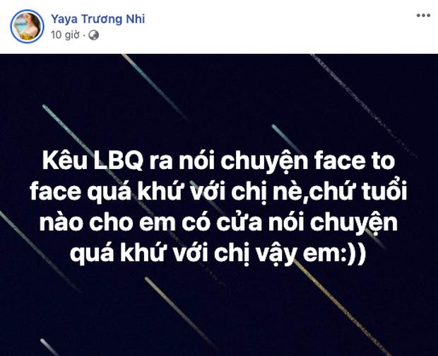 Bị Ngân 98 tố ngoại tình nhiều lần thời còn yêu Lương Bằng Quang, Yaya Trương Nhi đanh thép đáp trả - Ảnh 2.
