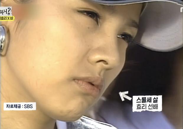 Hết chuyện hẹn hò Bi Rain, giờ nhan sắc Lee Hyori - Kim Tae Hee ngày xưa cũng bị đào lên so sánh - Ảnh 3.