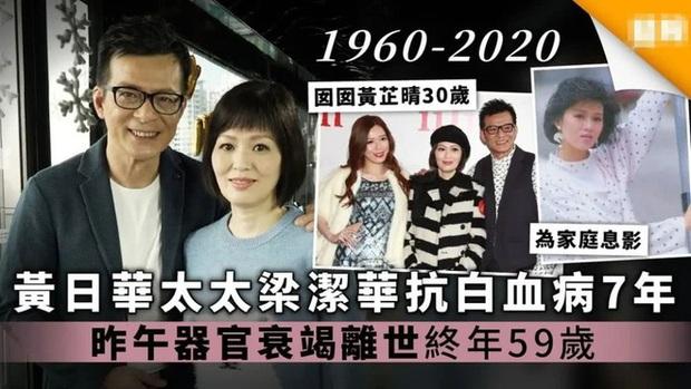 Kiều Phong Thiên long bát bộ: 7 năm ròng rã chạy chữa ung thư cho vợ gây xúc động - Ảnh 2.