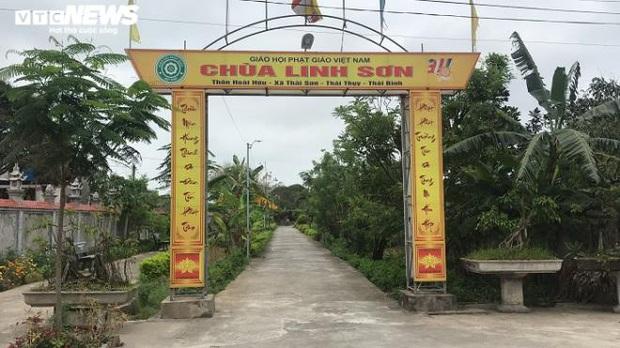 Trụ trì chùa ở Thái Bình bị tố mua trẻ: Bố mẹ nạn nhân nói không bán con - Ảnh 2.
