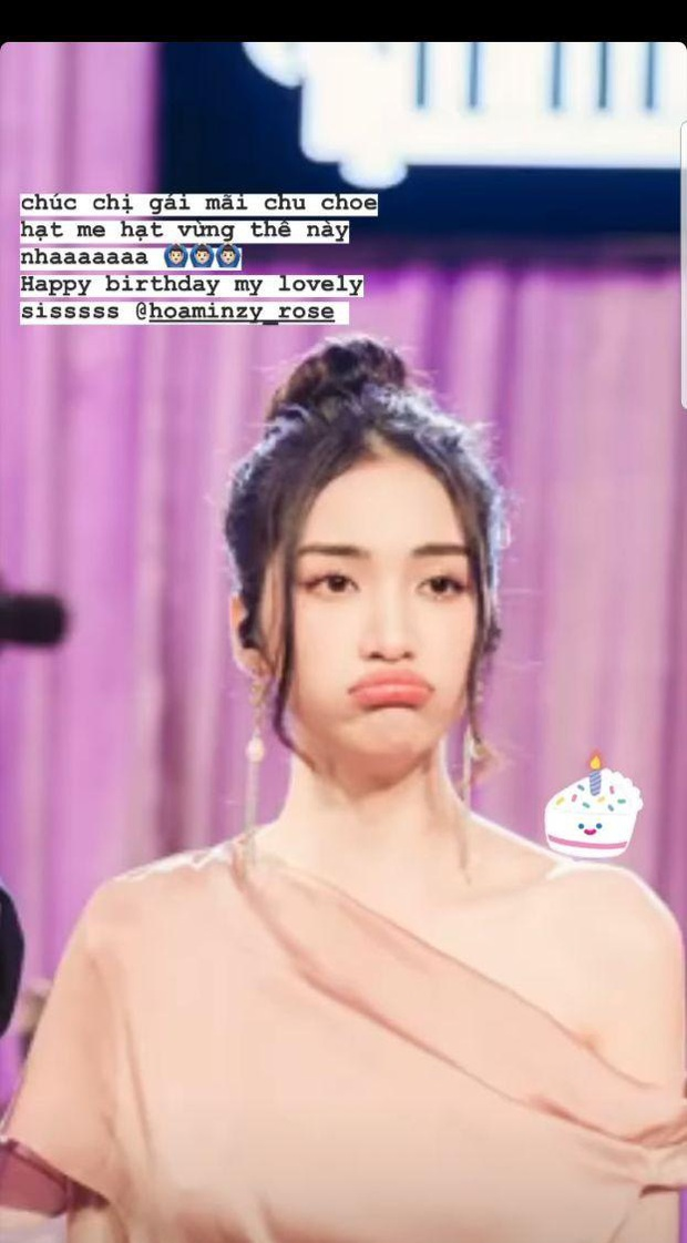 """Ai cũng từng có hội bạn như Hòa Minzy: Sinh nhật quà chẳng thấy đâu, chỉ thu về cả kho ảnh """"dìm"""" của Gia đình Hoa dâm bụt! - Ảnh 3."""