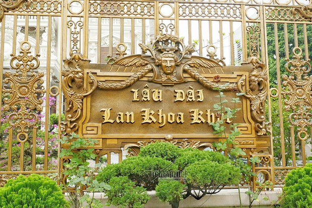 Choáng váng trước tòa lâu đài xây gần 10 năm của triệu phú Nam Định, ngày cưới cô dâu nhận vương miện 100 cây vàng - Ảnh 2.