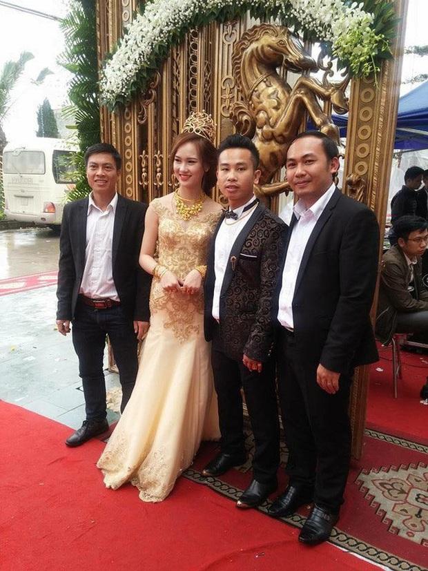 Choáng váng trước tòa lâu đài xây gần 10 năm của triệu phú Nam Định, ngày cưới cô dâu nhận vương miện 100 cây vàng - Ảnh 13.
