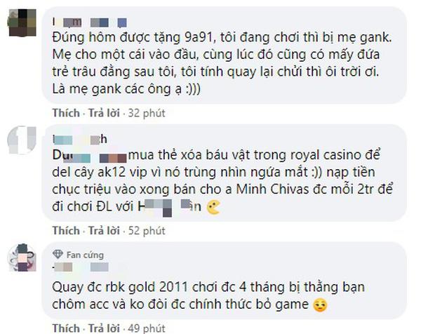 Đột Kích dừng dịch vụ tại Việt Nam, game thủ cùng nhau ôn lại vô vàn kỷ niệm khó phai, tuổi thơ dữ dội lại ùa về! - Ảnh 4.