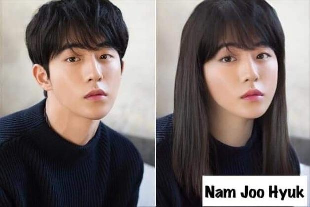 Chết cười với nhan sắc chuyển giới của các nam thần xứ Hàn: Đáng yêu nhất đích thị là quân vương Lee Min Ho - Ảnh 11.