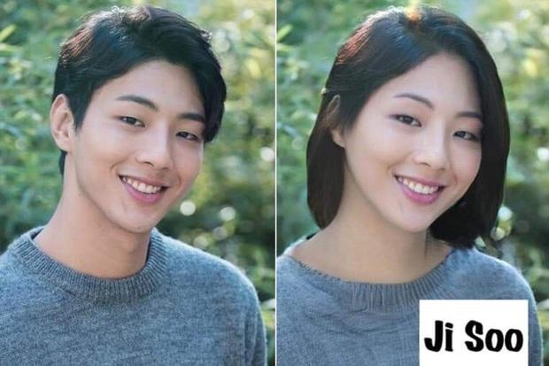 Chết cười với nhan sắc chuyển giới của các nam thần xứ Hàn: Đáng yêu nhất đích thị là quân vương Lee Min Ho - Ảnh 13.