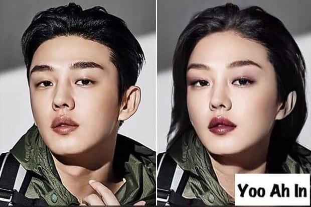 Chết cười với nhan sắc chuyển giới của các nam thần xứ Hàn: Đáng yêu nhất đích thị là quân vương Lee Min Ho - Ảnh 20.