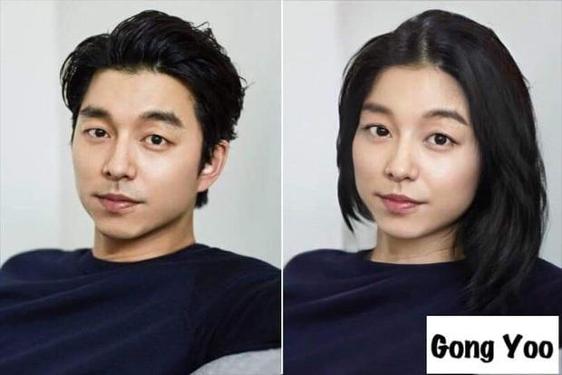 Chết cười với nhan sắc chuyển giới của các nam thần xứ Hàn: Đáng yêu nhất đích thị là quân vương Lee Min Ho - Ảnh 23.