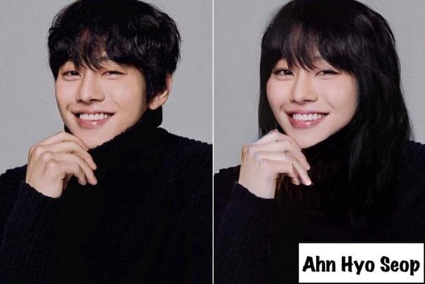 Chết cười với nhan sắc chuyển giới của các nam thần xứ Hàn: Đáng yêu nhất đích thị là quân vương Lee Min Ho - Ảnh 27.