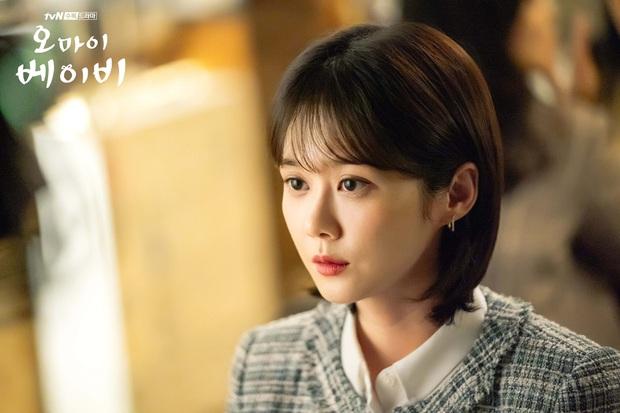 Hè nóng ná thở, muốn xén tóc cho nhẹ đầu thì chị em hãy tham khảo 3 kiểu tóc ngắn được sủng nhất trong phim Hàn - Ảnh 11.