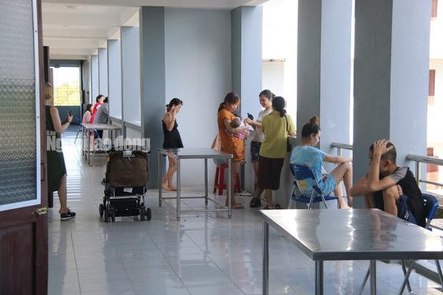 Nhịp sống bên trong khu cách ly 243 bà bầu ở Quảng Nam - Ảnh 11.