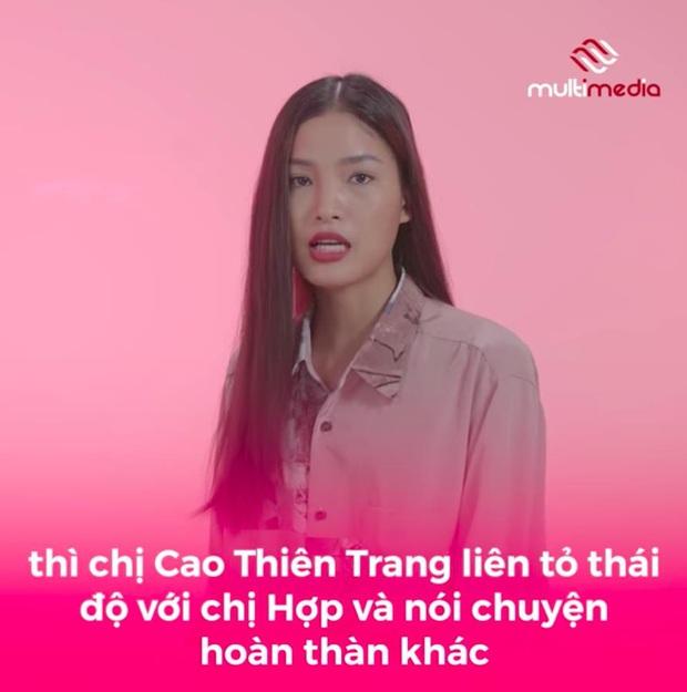 Sự thật đằng sau cuộc chiến giành sofa từng dậy sóng tại Next Top Model - All Stars: Do Cao Thiên Trang cố tình gây sự? - Ảnh 5.