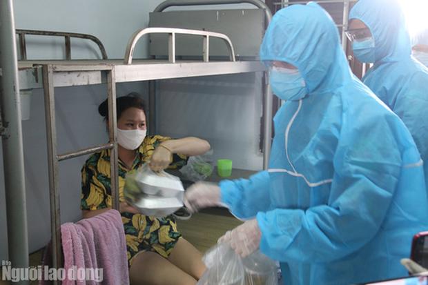 Nhịp sống bên trong khu cách ly 243 bà bầu ở Quảng Nam - Ảnh 25.