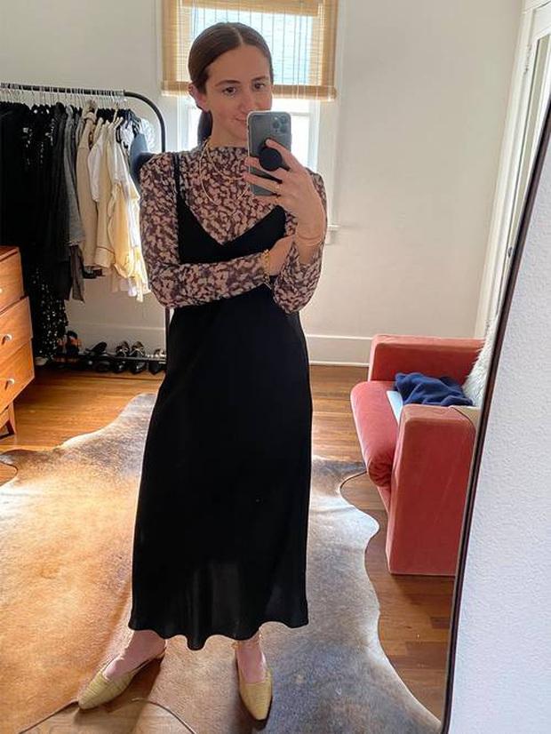 Dũng cảm diện trang phục do chồng chọn trong 1 tuần, cô nàng này nhận cái kết tưởng không hay mà hay không tưởng - Ảnh 5.