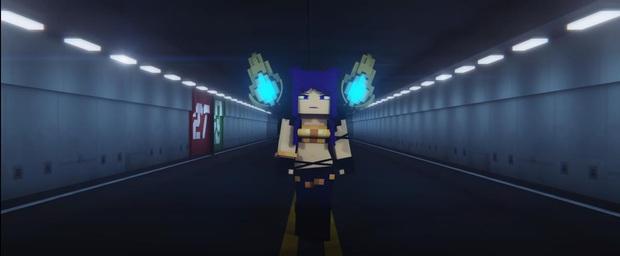 Phát sốt với MV triệu view POP/STARS bị Minecraft hóa, tưởng không hay mà hay không tưởng! - Ảnh 7.