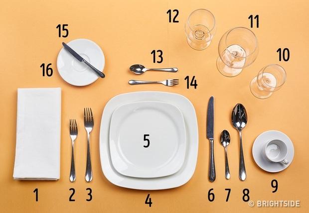 Những quy tắc lịch sự khi dùng bữa trong các nhà hàng sang trọng, cực kỳ cần thiết mà chúng ta thường xuyên bỏ qua - Ảnh 1.