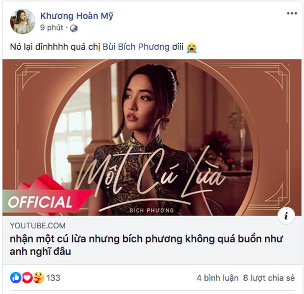 BigDaddy, Orange và netizen đồng loạt ca ngợi MV Một Cú Lừa của Bích Phương, lừa người ta thế này bảo sao @traitimtrongvang bị block! - Ảnh 4.