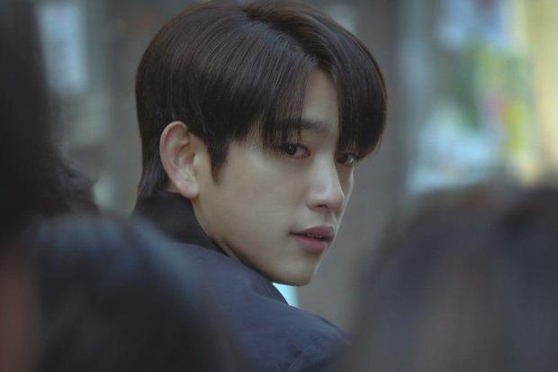 Crush học đường Jinyoung của Khi Tình Yêu Nở Rộ: Từ bản nhí Lee Min Ho nay đã thành nam thần triển vọng được công nhận - Ảnh 5.