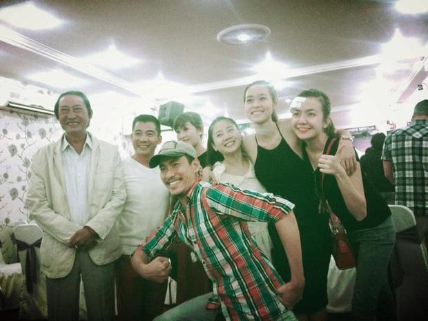 Khoảnh khắc chung của cố diễn viên Mai Phương và nghệ sĩ Lê Bình 5 năm trước được chia sẻ lại: Nhìn nụ cười tươi rói mà xót xa! - Ảnh 2.