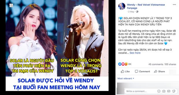 Chấn động biến mới về vụ tai nạn kinh hoàng của Wendy ở SBS Gayo Daejun 2019, fan phẫn nộ tố SM vô trách nhiệm, SBS nói dối - Ảnh 3.