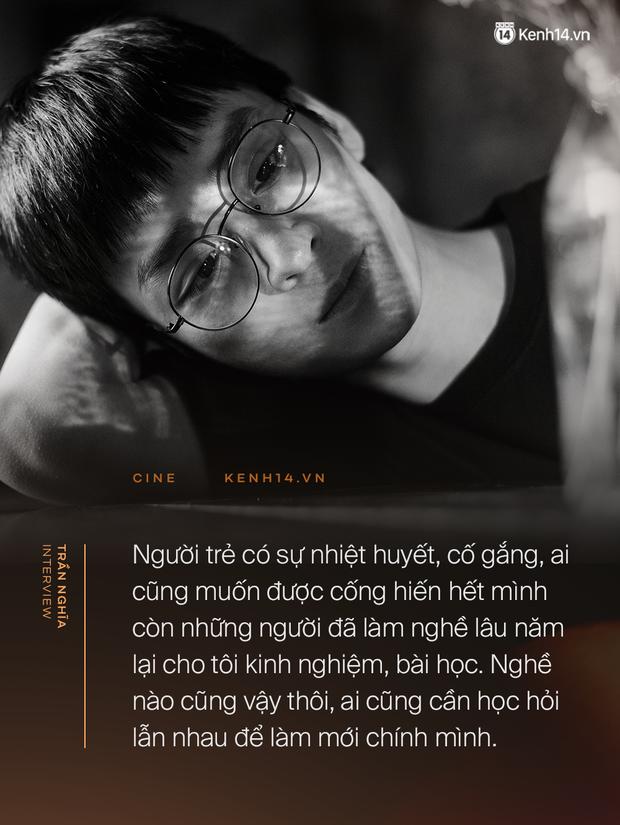 Trần Nghĩa: Sau Mắt Biếc, tôi trưởng thành hơn nhưng vẫn là chàng trai nghèo nhất showbiz Việt đấy! - Ảnh 9.